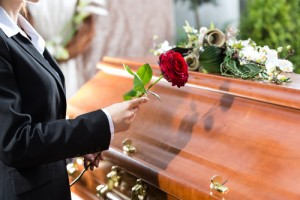 funeral services in Woodstock