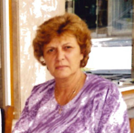 Evangelia Bachlis: October 11, 1947 - February 14, 2018